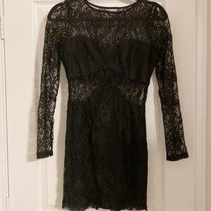 Tobi Little Black Dress